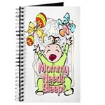 Mommy Needs Sleep Journal