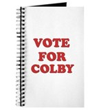 Vote for COLBY Journal