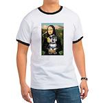 Mona Lisa's Schnauzer (#6) Ringer T