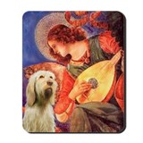 Mandolin Angel/Spinone Mousepad