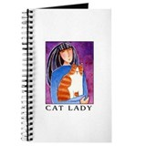 CAT LADY No. 2...Journal or Blank Book