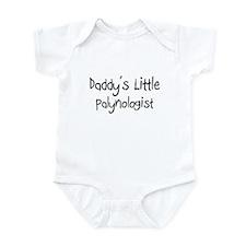 Daddy's Little Palynologist Infant Bodysuit