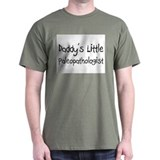 Daddy's Little Paleopathologist T-Shirt