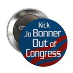 Kick Jo Bonner Out of Congress Button
