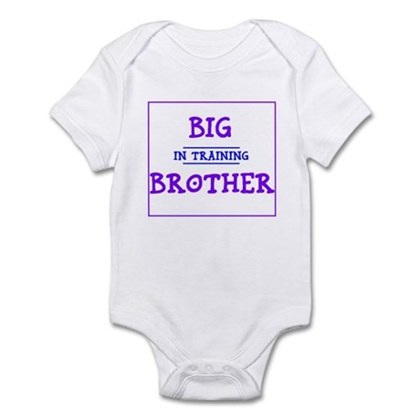 Big Brother in Training Infant Creeper