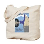 Fort Marion National Monument Tote Bag