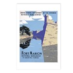 Fort Marion National Monument Postcards (Package o