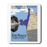 Fort Marion National Monument Mousepad
