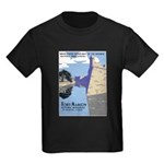 Fort Marion National Monument Kids Dark T-Shirt