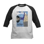 Fort Marion National Monument Kids Baseball Jersey