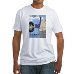 Fort Marion National Monument Fitted T-Shirt