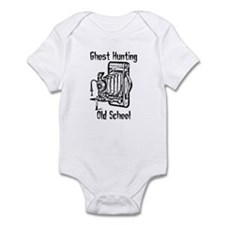 Unique Taps ghost hunters Infant Bodysuit