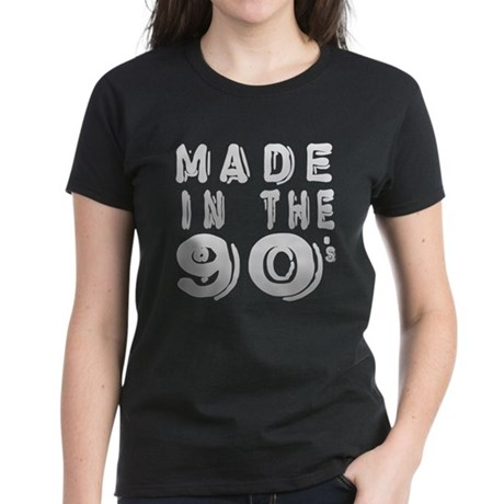 Made in the 90's Womens T-Shirt