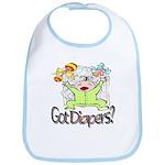 Got Diapers? Bib