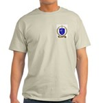 ACHEE Family Crest Ash Grey T-Shirt