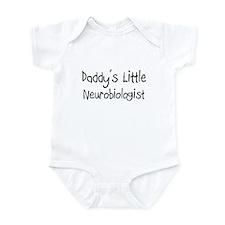 Daddy's Little Neurobiologist Infant Bodysuit