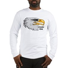 Cute Eagle eye Long Sleeve T-Shirt