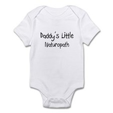 Daddy's Little Naturopath Infant Bodysuit