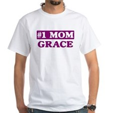 Grace - Number 1 Mom Shirt