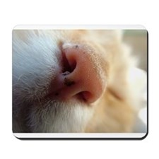 Cute Nostrils Mousepad