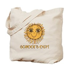 School's Out Sunshine! Tote Bag