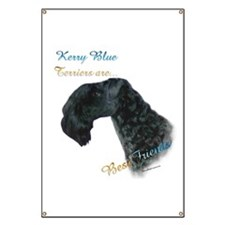 Kerry Blue Best Friend 1 Banner