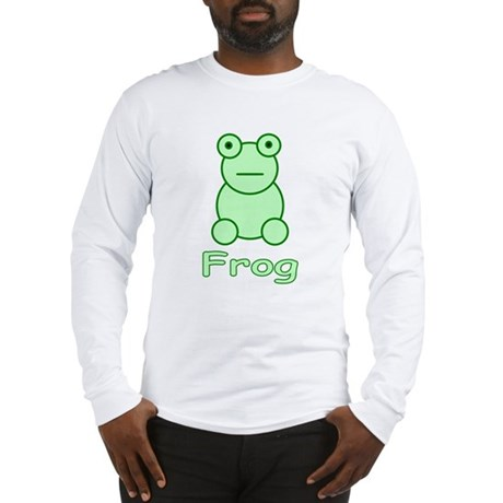 Funny Frog Long Sleeve T-Shirt
