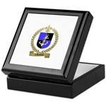 d'AMBOISE Family Crest Keepsake Box
