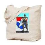 Captain Hawke Tote Bag