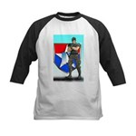 Captain Hawke Kids Baseball Jersey