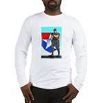 Captain Hawke Long Sleeve T-Shirt