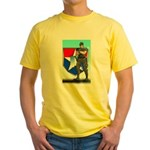 Captain Hawke Yellow T-Shirt