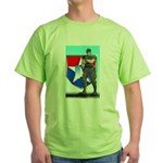 Captain Hawke Green T-Shirt