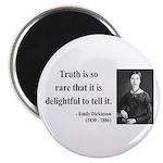 Emily Dickinson 19 Magnet
