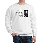 Emily Dickinson 19 Sweatshirt