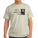Emily Dickinson 19 Light T-Shirt