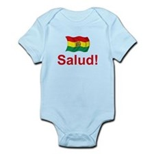 Bolivia Salud Infant Bodysuit