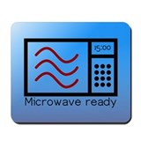 Microwave Ready Mousepad