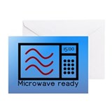 Microwave Ready Greeting Cards (Pk of 10)