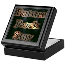 Future Rock Star Keepsake Box