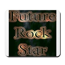 Future Rock Star Mousepad