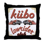 Throw Pillow kubo lowrider