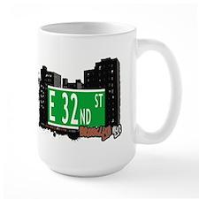 E 32nd STREET, BROOKLYN, NYC Mug