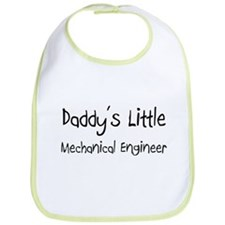Daddy's Little Mechanical Engineer Bib