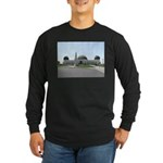 Helaine's Observatory 2 Long Sleeve Dark T-Shirt