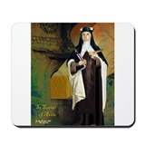 St Teresa of Avila Mousepad