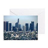 Helaine's LA Skyline Greeting Cards (Pk of 20)