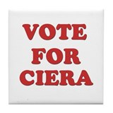 Vote for CIERA Tile Coaster
