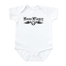 Bass Player Infant Bodysuit