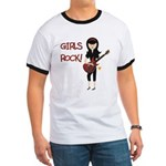 Girls Rock Ringer T